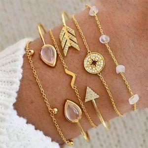 Jewelry - Boho Bracelet Set of 6